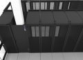 AisleLok Adjustable Rack Gap Panel 10164