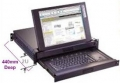 "NetComStation 15"" / 17"", 2U 19"" Rack Mount LCD Station"