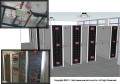 Wire-free RFID Environment Monitoring System
