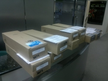 HotLok samples ready for distribution to our customers